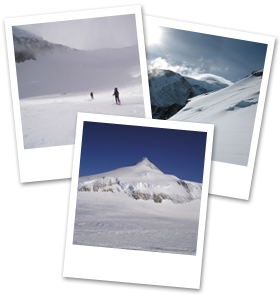 Pictures of Mount Vinson